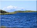 NM5168 : Lochan at Bealach nan Each by Trevor Littlewood
