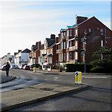TM2934 : Felixstowe: the corner of Sea Road by John Sutton