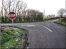 S3959 : Junction and Sign by kevin higgins