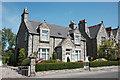 NJ5339 : Villa, Queen Street, Huntly by Bill Harrison