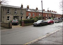 SO8005 : Regent Street houses, Stonehouse by Jaggery