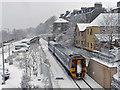 NT4836 : A train on the Borders Railway : Week 52