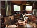 SZ4083 : Inside the Shack at Mottistone Manor by Steve Daniels