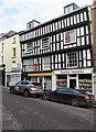 SO5924 : Tudor Sweets, Tudor House, High Street, Ross-on-Wye by Jaggery