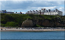 NZ4349 : Red Acre Beach at Seaham by Mat Fascione