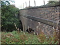 SP7480 : Railway bridge over the River Ise by Tim Glover