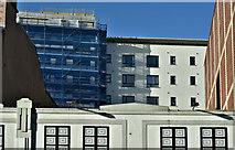 J3374 : Student accommodation, 78 College Avenue, Belfast (December 2017) by Albert Bridge