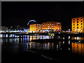 SJ3489 : Salthouse Dock by David Dixon