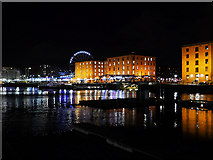 SJ3489 : Salthouse Dock by David Dixon
