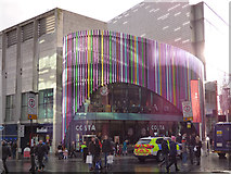 SJ3490 : Liverpool ONE - Lord Street entrance by Stephen Craven