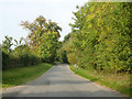 TL6146 : Howard's Lane, Cardinal's Green by Robin Webster