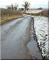 SE2766 : Whitcliffe Lane by Derek Harper