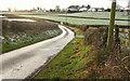 SE2867 : Whitcliffe Lane by Derek Harper