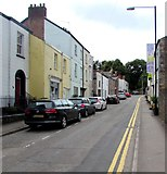 ST5394 : Lower Church Street, Chepstow by Jaggery