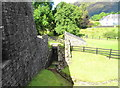 NN0031 : Bonawe Iron Furnace - Wheel Pit by John M