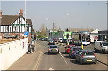 TL4658 : Newmarket Road by Shaun Ferguson