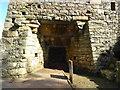 NN0031 : Bonawe Iron Furnace - Tapping Arch by John M