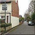 SK4633 : Ward's Lane, Breaston by Alan Murray-Rust