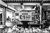 SJ8498 : Manchester Book Buyers, Church Street by Matt Harrop