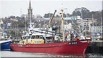 J5082 : The 'Maria Lena' at Bangor by Rossographer