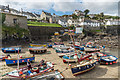 SW7818 : Coverack Harbour by Ian Capper