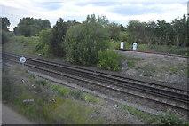 TQ4368 : Bickley Junction by N Chadwick