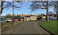 SP3164 : Westbury Community Centre, Westlea Road, south Leamington by Robin Stott
