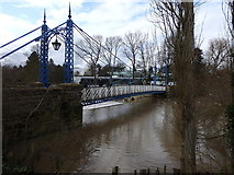SP3265 : Mill Bridge, Leamington by Rudi Winter
