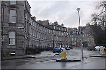 NT2574 : Drummond Place, Edinburgh New Town by Jim Barton