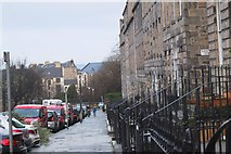NT2574 : Scotland Street, Edinburgh New Town by Jim Barton
