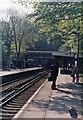 TQ3372 : Sydenham Hill station and Penge Tunnel, 1986 by Ben Brooksbank