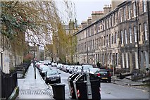 NT2574 : Cumberland Street, Edinburgh New Town by Jim Barton