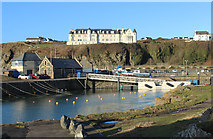 NW9954 : Harbour, Portpatrick by Billy McCrorie