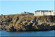 NW9954 : The Dorn Rock, Portpatrick by Billy McCrorie