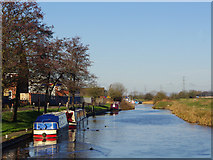 SD4520 : Leeds - Liverpool Canal (Rufford branch) at Plox Brow by Gary Rogers