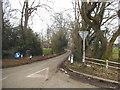 SU7778 : Mill Road, Shiplake by David Howard