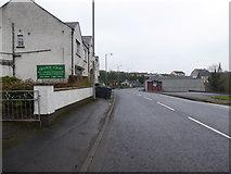 H4085 : Moyle Road, Newtownstewart by Kenneth  Allen