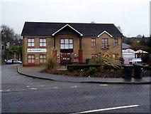H4085 : Newtownstewart Centre by Kenneth  Allen