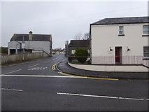 H4085 : Methodist Lane, Newtownstewart by Kenneth  Allen