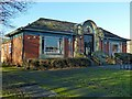 SK4933 : Long Eaton Public Library by Alan Murray-Rust