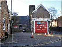 TL0616 : Markyate Fire Station by Robin Webster