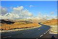 SH7048 : The A470  north of Blaenau Ffestiniog by Jeff Buck