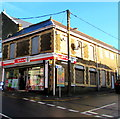 ST0088 : Spar shop on a Tonyrefail corner by Jaggery