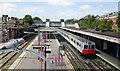 TQ5686 : Upminster station, 2007 by Ben Brooksbank