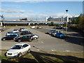 SE5703 : Friars Gate car park, Doncaster by Chris Allen