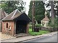 SU7084 : Well at Highmoor Cross by Bill Nicholls