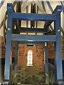 SU7084 : Winch for the well by Bill Nicholls