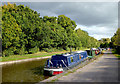 SK0616 : Trent and Mersey Canal near Brereton in Staffordshire by Roger  Kidd