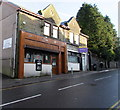 ST0188 : Former Barclays Bank branch, High Street, Tonyrefail by Jaggery