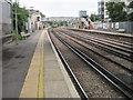 TQ3675 : Brockley railway station, Greater London by Nigel Thompson